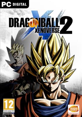 Dragon Ball: Xenoverse 2 PC Digital cover