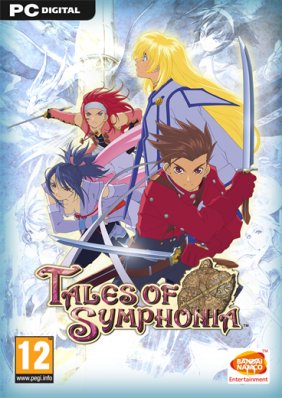Tales of Symphonia PC Digital cover