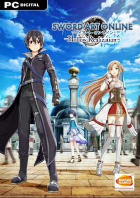 Sword Art Online: Hollow Realization - Deluxe Edition PC Digital cover
