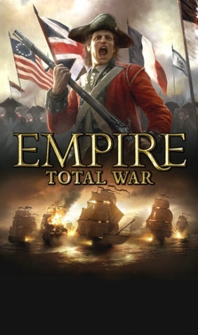 Empire: Total War PC/MAC Digital cover