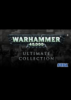 SEGA's Ultimate Warhammer 40,000 Collection PC Digital cover
