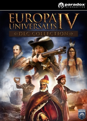 Europa Universalis IV Collection PC/MAC Digital cover