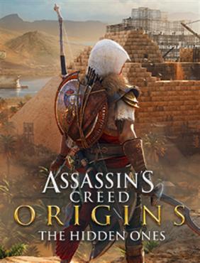 Assassin's Creed Origins - DLC 1 The Hidden Ones PC Digital cover