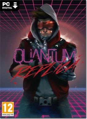 Quantum Replica PC Digital cover