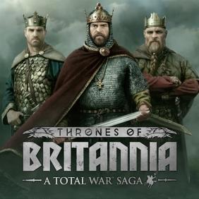 Total War Saga: Thrones of Britannia Pre-Purchase PC Digital cover