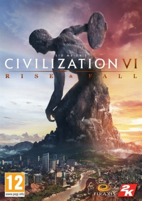 Sid Meier's Civilization VI: Rise and Fall PC Digital cover