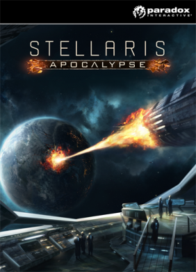 Stellaris: Apocalypse PC Digital cover