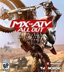 MX vs ATV All Out PC Digital cover