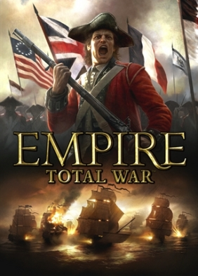 Empire: Total War PC Digital cover
