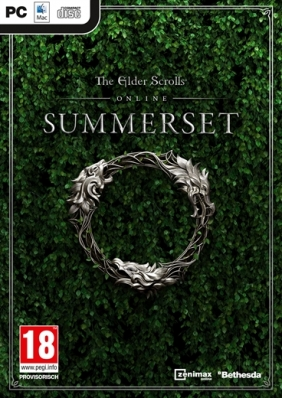 The Elder Scrolls Online: Summerset Pre-Purchase PC Digital cover
