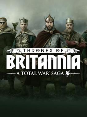 Total War Saga: Thrones of Britannia Steam Key cover