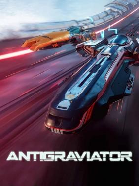 Antigraviator PC Digital cover