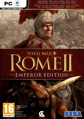 Total War: Rome II - Emperor Edition Steam Key cover