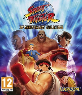 Street Fighter: 30th Anniversary Collection Pre-Order PC Digital cover