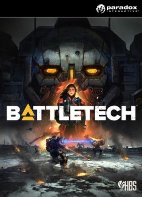 BATTLETECH Steam Key cover