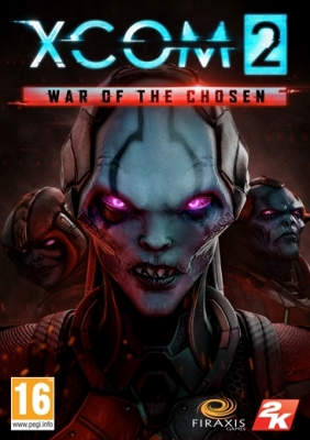 XCOM 2: War of the Chosen PC Digital cover