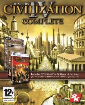 Sid Meier's Civilization IV: Complete Edition PC Digital cover
