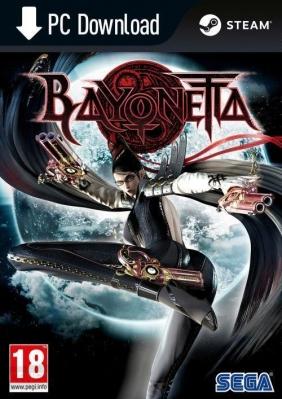 Bayonetta Steam Key cover