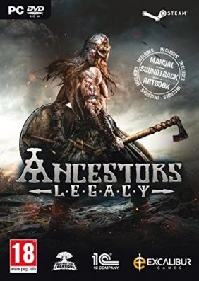 Ancestors Legacy PC Digital cover