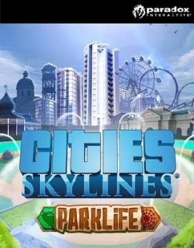 Cities: Skylines - Parklife DLC Steam Key cover