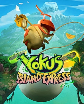 Yoku's Island Express Steam Key cover