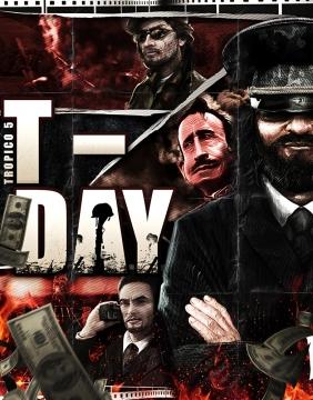 Tropico 5 - T-Day Steam Key cover