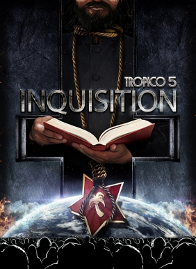 Tropico 5 - Inquisition Steam Key cover