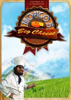 Tropico 5 - The Big Cheese Steam Key cover