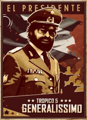 Tropico 5 - Generalissimo Steam Key cover