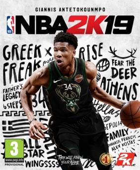 NBA 2K19 Steam Key cover
