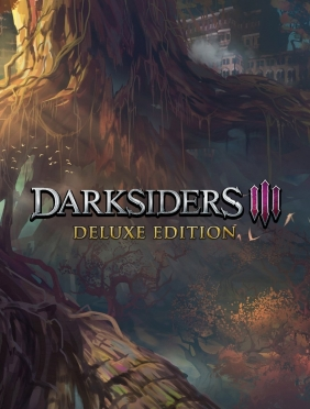 Darksiders III Deluxe Edition Pre-Order Steam Key cover