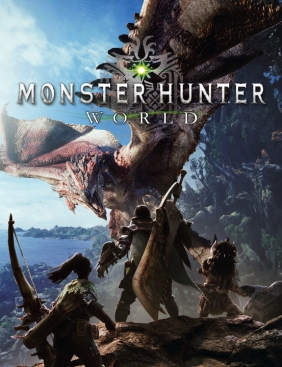 MONSTER HUNTER: WORLD Steam Key cover