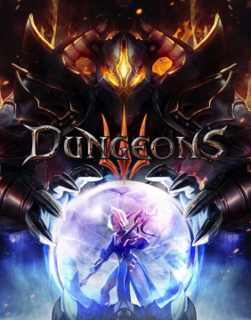 Dungeons 3 PC Digital cover