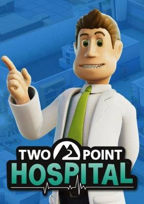 Two Point Hospital – Pre-Order PC Digital cover