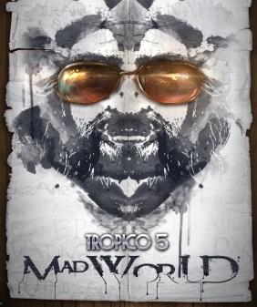 Tropico 5 - Mad World Steam Key cover