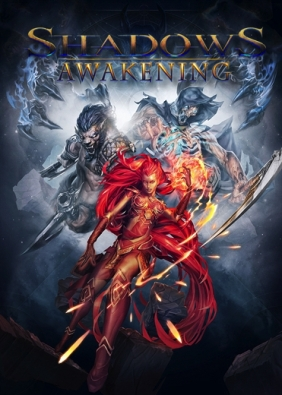 Shadows: Awakening Steam Key cover