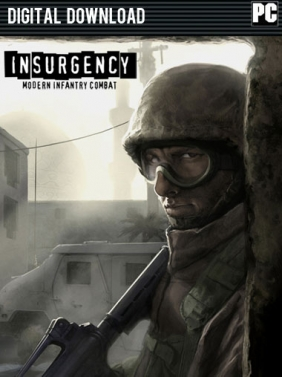 Insurgency PC Digital cover