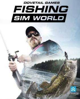 Fishing Sim World Steam Key cover
