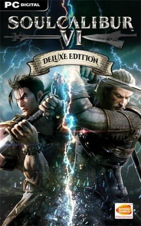 SOULCALIBUR VI Deluxe Edition Steam Key cover