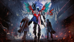 Devil May Cry 5 Standard Edition Pre-Order Steam Key cover