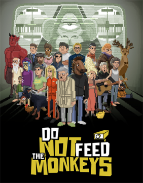 Do Not Feed the Monkeys Steam Key cover