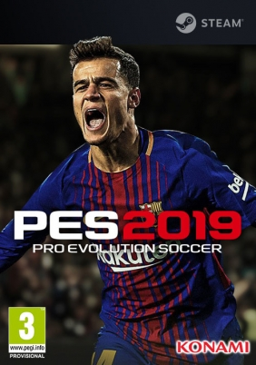 Pro Evolution Soccer 2019 Steam Key cover