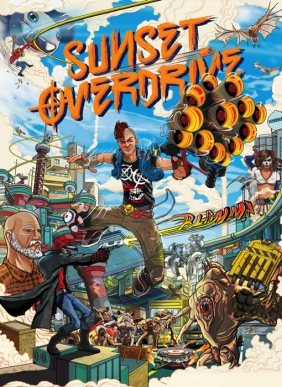 Sunset Overdrive Steam Key cover