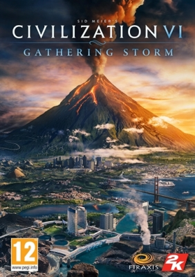 Sid Meier's Civilization® VI: Gathering Storm - Pre Order Steam Key cover