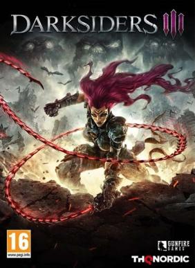 Darksiders III Steam Key cover