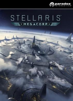 Stellaris - Megacorp Steam Key cover