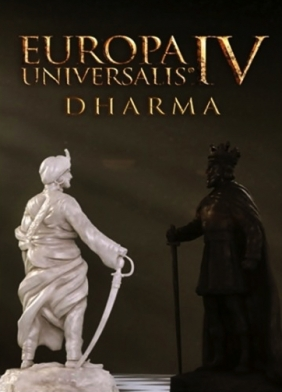 Europa Universalis IV: Dharma Expansion Steam Key cover