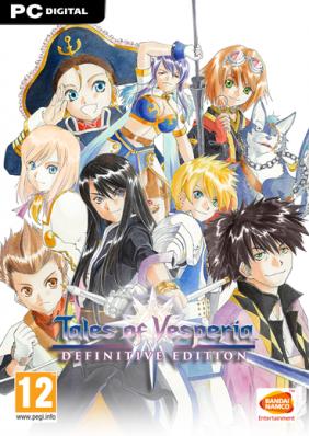 Tales of Vesperia™: Definitive Edition Pre-Order Steam Key cover