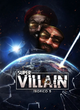 Tropico 5 - Supervillain Steam Key cover