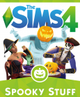 The Sims 4: Spooky Stuff PC Digital
